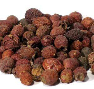 Hawthorn Berries (Crataegus laevigata) - Whole