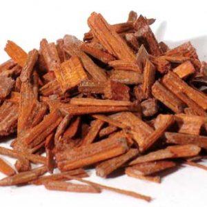 Sandalwood Red (Pterocarpus santalinus) - Cut