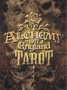 Alchemy 1977 England Tarot Deck by Tarocchi Metafisici