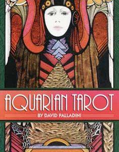 Aquarian tarot deck by Palladini