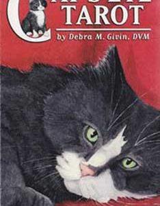 Cat's Eye Tarot Deck by Debra Givin