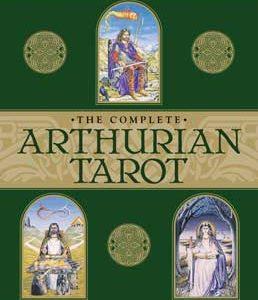 Complete Arthurian tarot deck & book by Mathews & Mathews