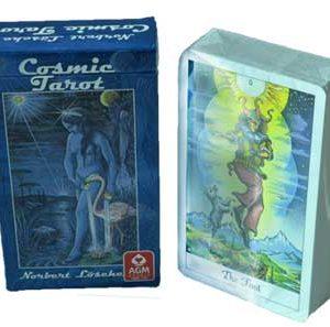 Cosmic tarot deck by Norbert Losche