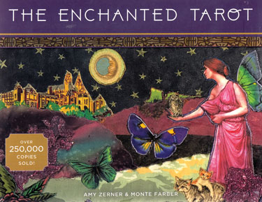 Enchanted Tarot (dk & bk) by Zerner & Farber